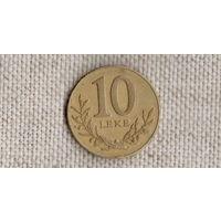 Албания 10 лек 1996 ///FV/