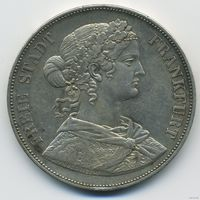 Франкфурт. 2 Талера 1861 года.