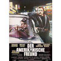 Американский друг/ Der amerikanische freund (реж.Вим Вендерс)(DVD5)