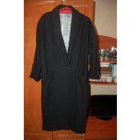 Супер пальто из Италии с супер подкладкой р. 54-52