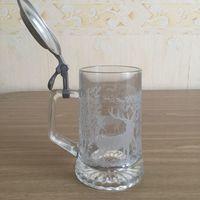 """Кружка для пива """"Гордый Олень в пуще"""", Германия"""