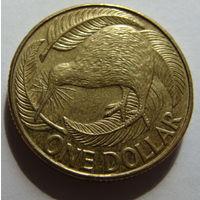 Новая Зеландия 1 доллар 2002 г