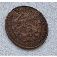 Суринам 1 цент, 1960 6-11-24