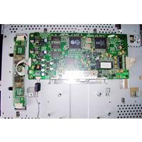 Плата от монитора IBM model LXB560_IBM.