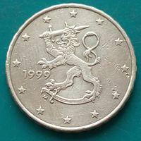 10 центов 1999 ФИНЛЯНДИЯ