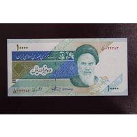 Иран 10000 риалов 2009 UNC