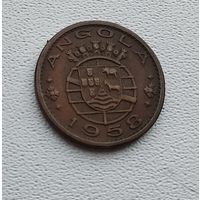 Ангола 50 сентаво, 1958 4-11-28