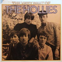 The Hollies, The Very Best Of The Hollies, LP 1975