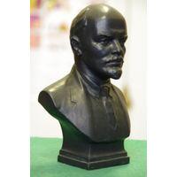 Бюст В.И. Ленин скульптор Щербаков Н. ЗХЛ редкий 18 см СССР