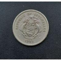 1 рупия Сейшельские острова 1982 года
