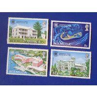 Бермудские о-ва. 1980 год.