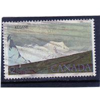 Канада.Ми-726. Национальный парк Клуаан. 1979.