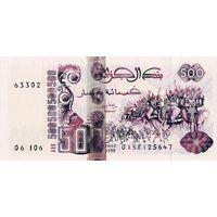 Алжир 500 динар 1998 UNC