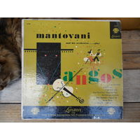 Mantovani and his orchestra - An album of favourite tangos - London, England