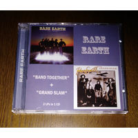 """Rare Earth - """"Band Together"""" + """"Grand Slam"""" 1978 2 in 1 (Audio CD) Remastered"""