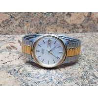 Часы Seiko,нержавейка,винтажные.Старт с рубля.