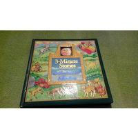 Детские книги на английском языке - 3-minute stories - Animal Fales