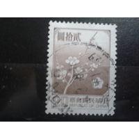 Китай Тайвань 1979 стандарт, цветы