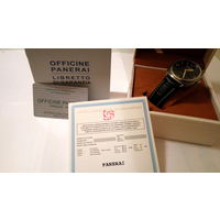 Часы PANERAI RADIOMIR 3 DAYS ACCIAIO Firenze Pam00604 копия AAA качества 1:1