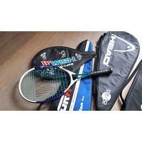 Чехол для теннисной ракетки, ракетка. Большой теннис.