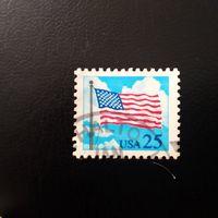 Марка США 1988 год Стандартный выпуск