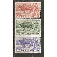 Французские колонии Камерун