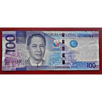Филиппины, 100 песо, 2014 г., VF