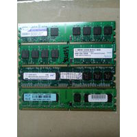 Оперативная память DDR2 1GB и 512mb