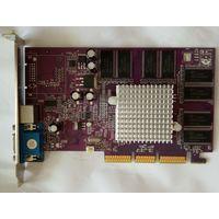 Видеокарта Geforce MX 440 8X64M