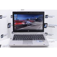 "12.5"" HP Elitebook 2560p на Core i3 (4Gb, 128Gb SSD). Гарантия"