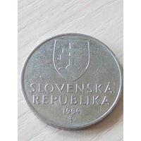 Словакия 2 кроны 1994г.