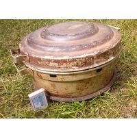"""Раритет из СССР: кастрюля """"Чудо-печь"""", форма для выпечки (для приготовления на газу)"""