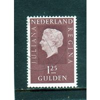 Нидерланды. Ми-911.Королева Юлиана. 1969.