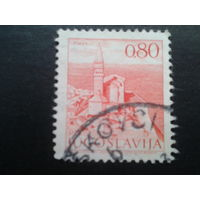 Югославия 1972 стандарт, церковь
