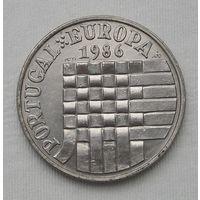 Португалия, 25 Эск. 1986 (1)