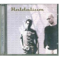 CD Haldolium - Be Real (2002) Psy-Trance, Progressive Trance