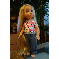 Одежда для куклы принцессы Disney. Только джинсы