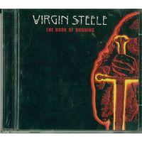 CD Virgin Steele - The Book Of Burning (2001) Heavy Metal