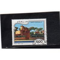 Италия.Ми-2320.Санта-Маринелла. Серия: туризм.1994.