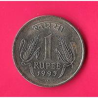 43-06 Индия, 1 рупия 1995 г.