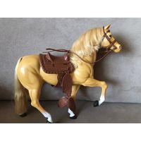 Лошадь Барби Barbie Dallas 1980