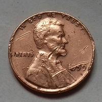 1 цент США 1959 г.