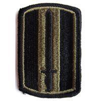 Шеврон 193-й пехотной бригады Сухопутных войск США (распродажа коллекции)