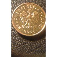 1 грош 2008