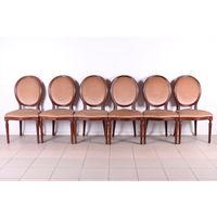 Комплект из 6 стульев.Массив.Франция.Art-885.