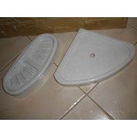 Комплект для ванной - мыльница+полочка