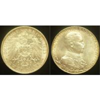 2 марки 1913 г Пруссия
