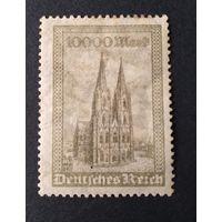 Германия 1923 Кельнский собор