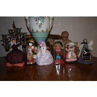 Куклы коллекционные Франция 1960е