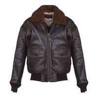 Кожаная куртка-авиатор La- Canadienne